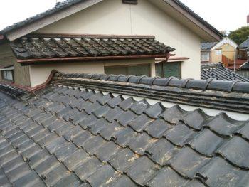 富山市 S様 屋根棟部改修工事事例